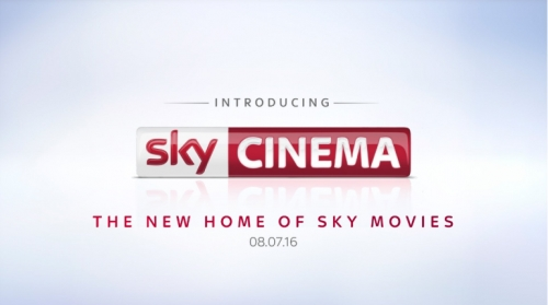 Advertising & sponsorship opportunities with Sky Cinema