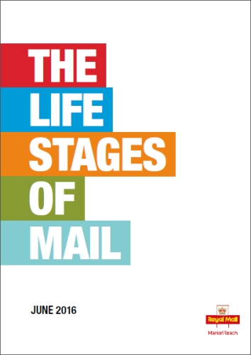 NEW RESEARCH: The Life Stages of Mail