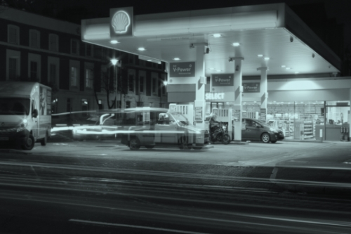 Target motorists with forecourt advertising