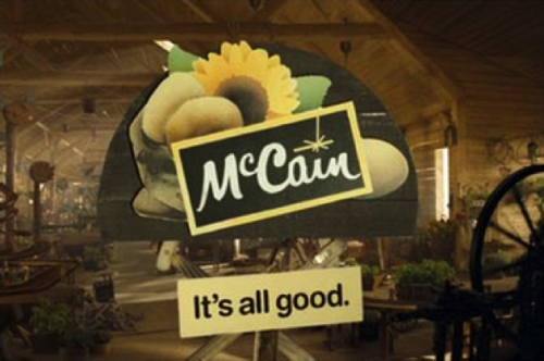 CASE STUDY: McCains reposition brand to showcase quality