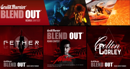 CASE STUDY: Grand Marnier Blend Out campaign