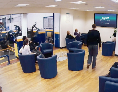 Impactful Digital TV Opportunities within Kwik Fit Centres