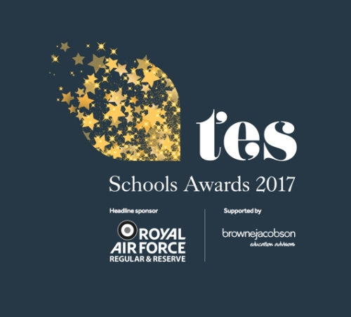 TES School Awards 2017 Sponsorship