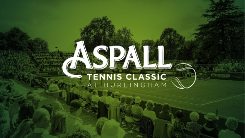 Opportunity to Sponsor The Aspall Tennis Classic at Hurlingham