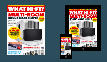 Advertise with What Hi-Fi in print and online