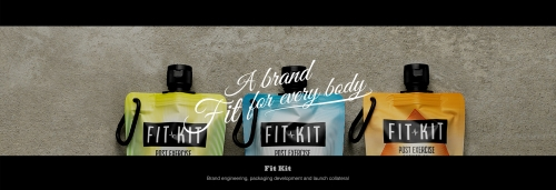 CASE STUDY: FIT KIT: Creating a brand Fit for every body