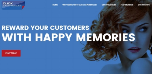 Drive sales, reward or gift customers with memorable experiences