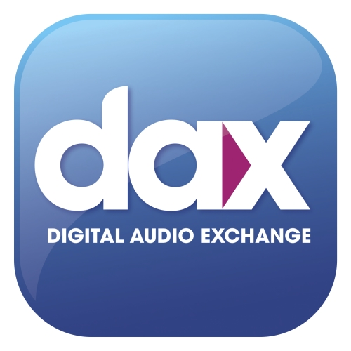 DAX Digital Audio Data Packages
