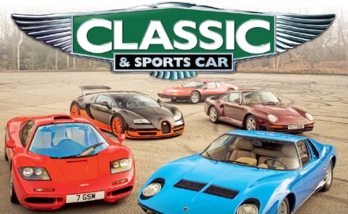 Advertise with Classic and Sports Car magazine and website