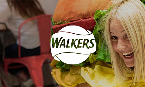 CASE STUDY: Walkers Barmy for Sarnies