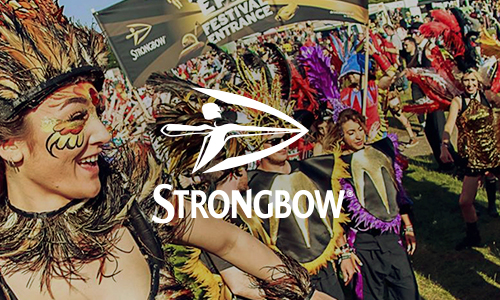CASE STUDY: Strongbow - Make an Epic Entrance