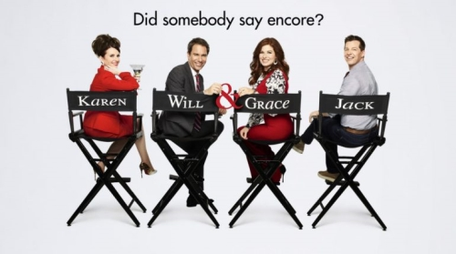 Sponsorship of Will and Grace on My5