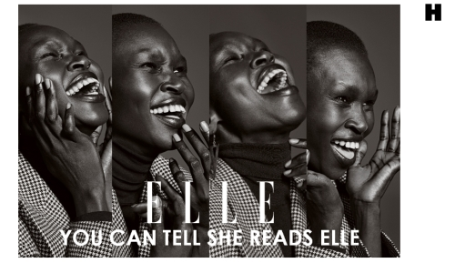 Advertise in Elle the Worlds No1 Fashion & Style Magazine