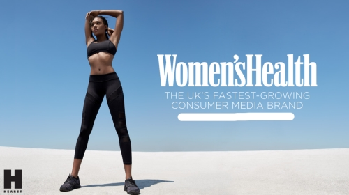 Advertise with Women's Health and reach ABC1 Women aged 25-44
