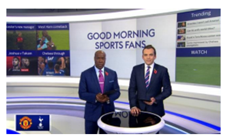Sponsorship Opportunity Sky Sports News Good Morning Sports Fans