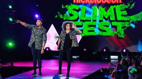 Partner Your Brand with Nickelodeons Slimefest 2019