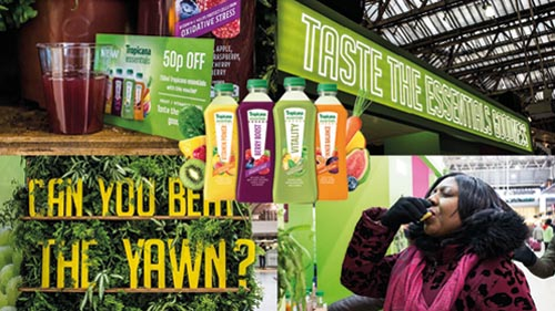 CASE STUDY: Tropicana Essentials: Beat The Yawn