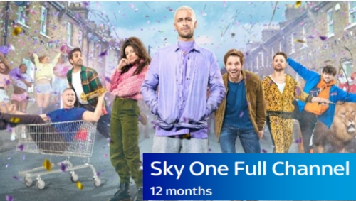 Partner Your Brand Exclusively with Sky One in 2021