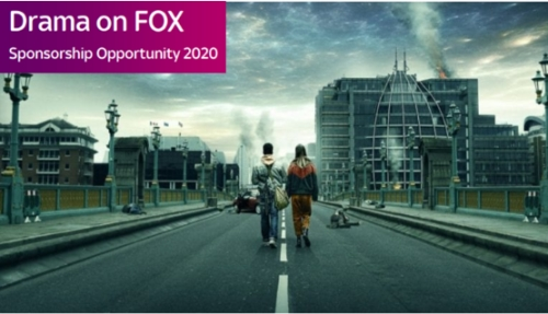 Sponsorship Opportunity with Sky Media & FOX Networks Group