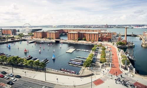 Experiential Opportunities at the Royal Albert Dock Liverpool