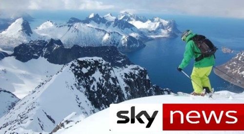 Sponsorship Opportunity - The Snow Report on Sky News