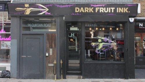 CASE STUDY: Strongbow Dark Fruit Ink