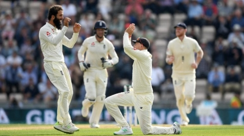 Sponsorship of the England Cricket Highlights on Channel 5