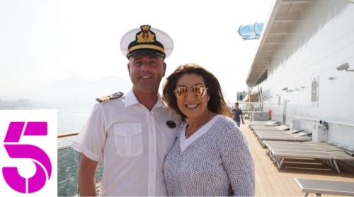 Sponsorship Opportunity - Cruising with Jane McDonald on C5