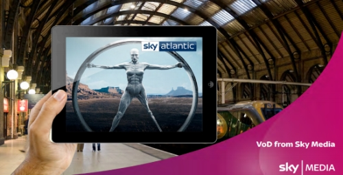 Advertise your Brand to an Engaged Audience with VoD from Sky