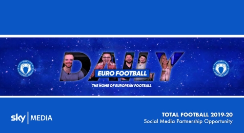 Partnership Opportunity with Euro Football Daily on YouTube!