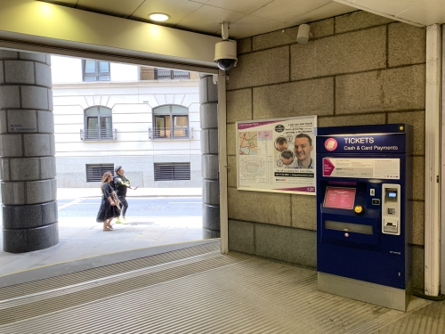 Advertise at South Essex & East London (C2C Rail) Stations