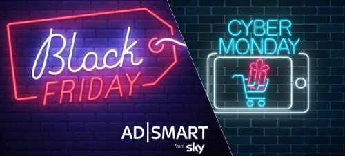 Advertise with AdSmart to Reach Black Friday/Cyber Monday Shprs