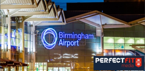 Advertise at Birmingham City Airport