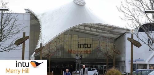 Advertise at intu Merry Hill Birmingham