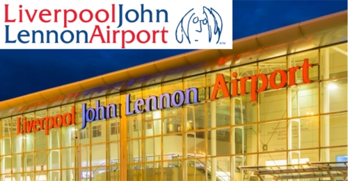 Advertise at Liverpool John Lennon Airport