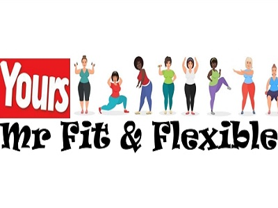 Sponsorship Opportunity - Mr Fit & Flexible with Yours Magazine