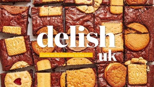 Advertise Your Brand in Delish UK