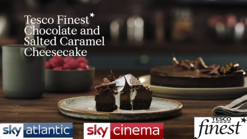 CASE STUDY: Sky Atlantic, Sky Cinema and Tesco Finest*