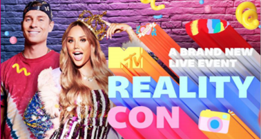 Partnership Opportunity - MTV Reality Con