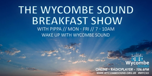 Sponsor the Wycombe Sound 106.6fm Breakfast Show