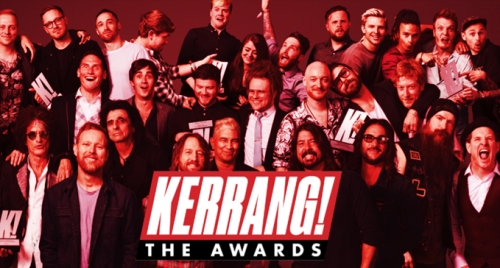 Sponsorship Opportunities with The Kerrang! Awards