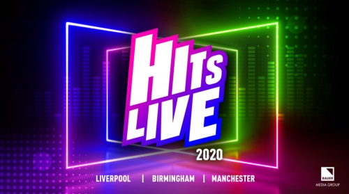 Sponsorship Opportunities with Hits Live 2020