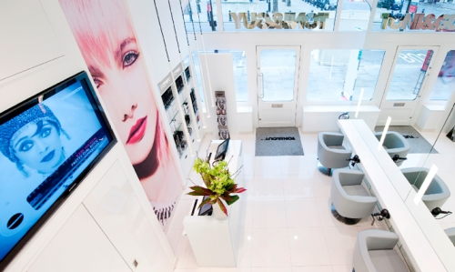Advertise in TONI&GUY Salons and Reach an Affluent ABC1 Audience