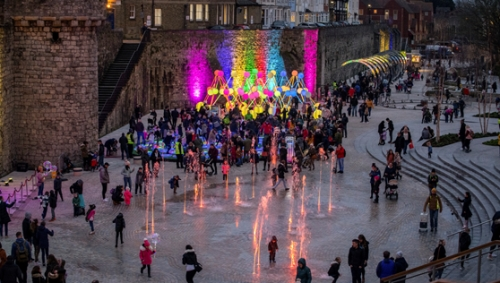 Partnership Opportunities with the Festival of Light