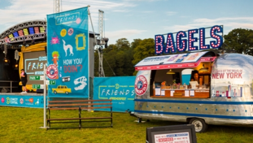 CASE STUDY: New York Bakery Co Friends and FriendsFest 2019