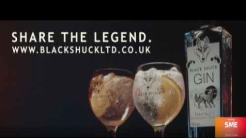 CASE STUDY: Black Shuck Gin & Adsmart Raising a Glass to Success