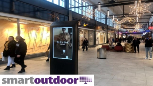 Advertise Your Brand to Shoppers at Livingstone Designer Outlet