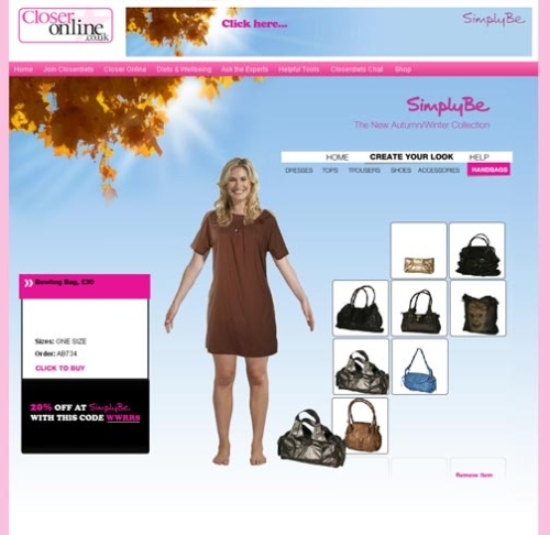 CASE STUDY: Simply Be 'Create Your Look' Campaign