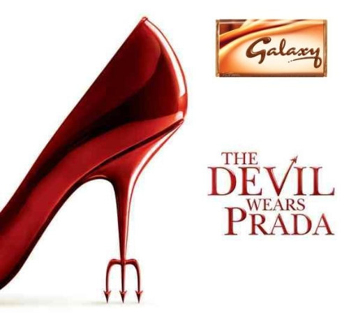 CASE STUDY: Galaxy and Devil Wears Prada