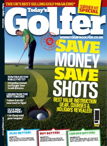 Reach active UK Golfers with Today's Golfer magazine ...